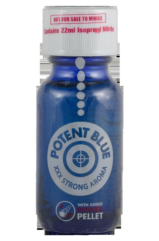 Potent Blue